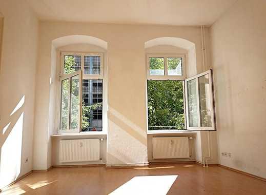 Hermannplatz! Großzügige und helle 3 Zimmerwohnung - Laminat - modernes Bad - ca. 92m² - 1.149€ warm