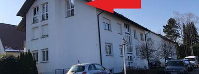 2-Zi.-Dachgeschosswohnung (2.OG) in Minden-Süd....