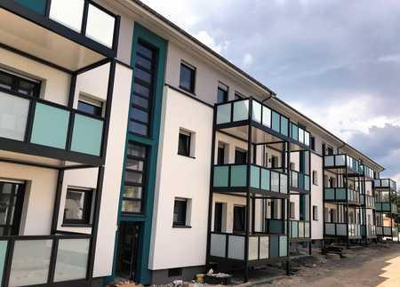 2 Zimmer mit Balkon in modernisiertem MFH in Strietwald (Aschaffenburg)