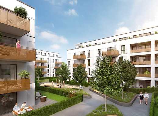 PANDION VILLE - Traumhafte 4-Zimmer-Erdgeschosswohnung mit 2 Terrassen und Garten