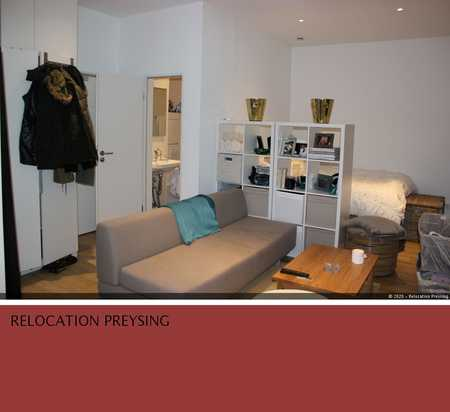 + FULLY FURNISHED+ Perfektes Single-Apartment im City Center am Isartor + in Altstadt (München)