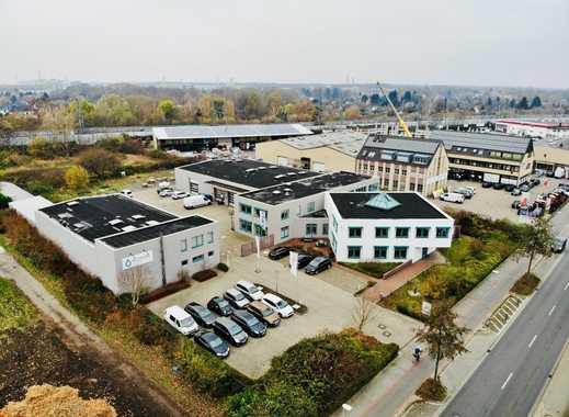 Modernisiertes Büro- und Lagergebäude in Hannover-Burg