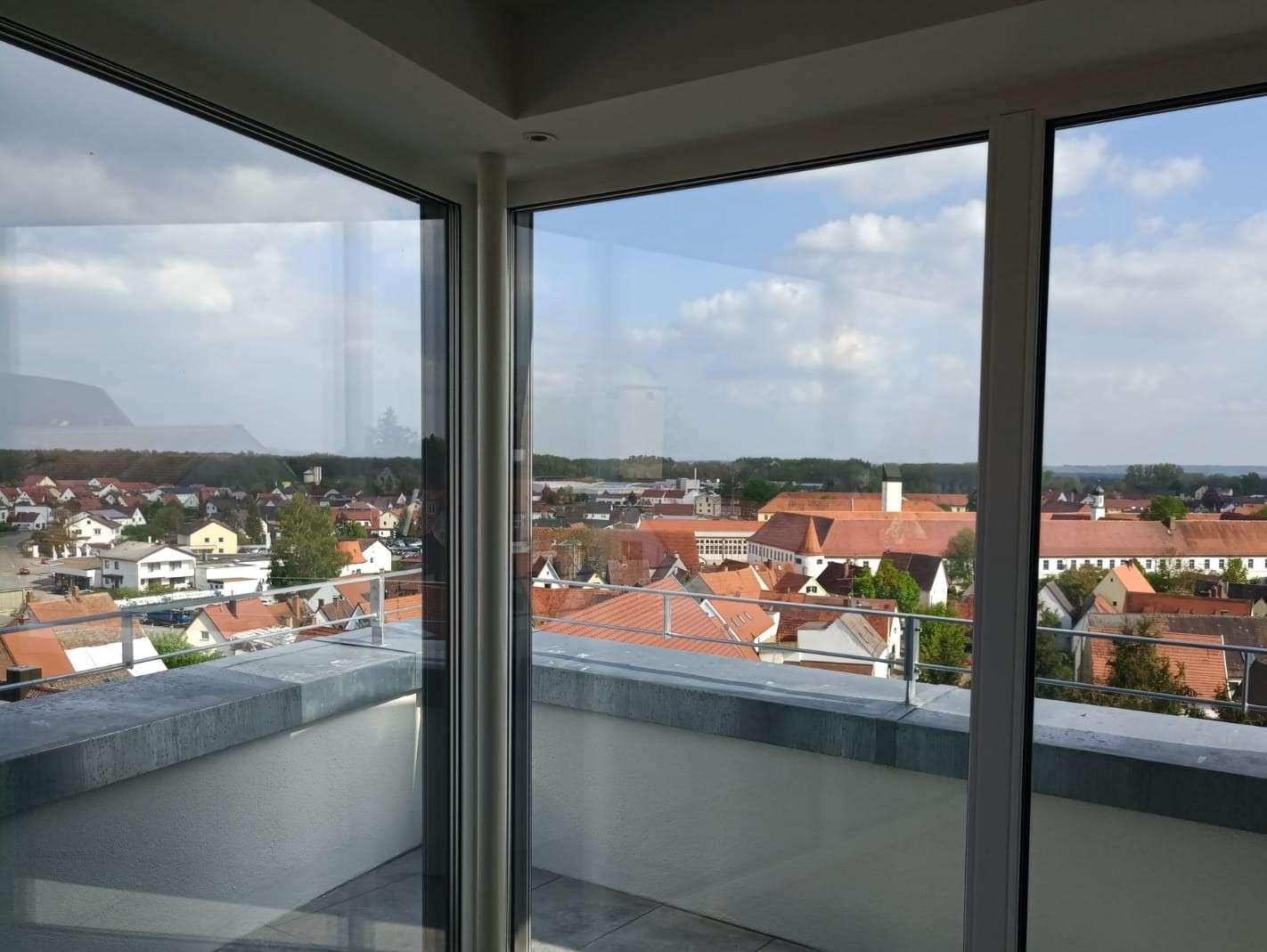 Exklusive Wohnung über den Dächern von Dillingen