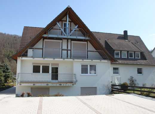 Stilvolle, gepflegte 2-Zimmer-DG-Wohnung mit Balkon und Einbauküche in Starzach - Sulzau