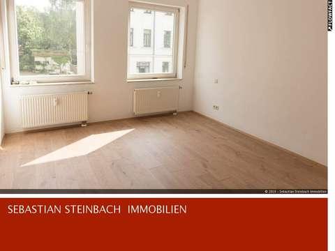 Mitten in Gohlis: Offenes Wohnzimmer im amerikanischen Stil ...