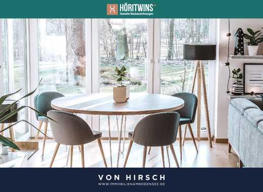 HÖRITWINS - Seenahe Neubauwohnung mit Garten in ruhiger Lage von Gaienhofen - 3 Zimmer EG Nr. 02