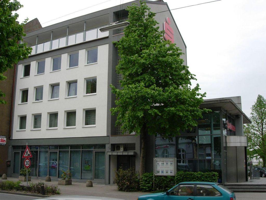 Schöne Zimmer-Wohnung mit 2 Balkonen in Recklinghausen