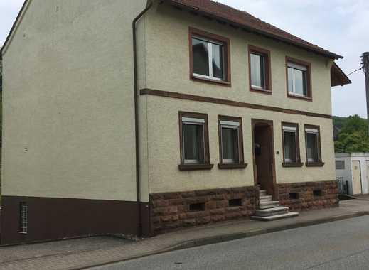 Einfamilienhaus in günstiger Lage