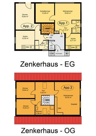 Zenkerhaus EG+OG