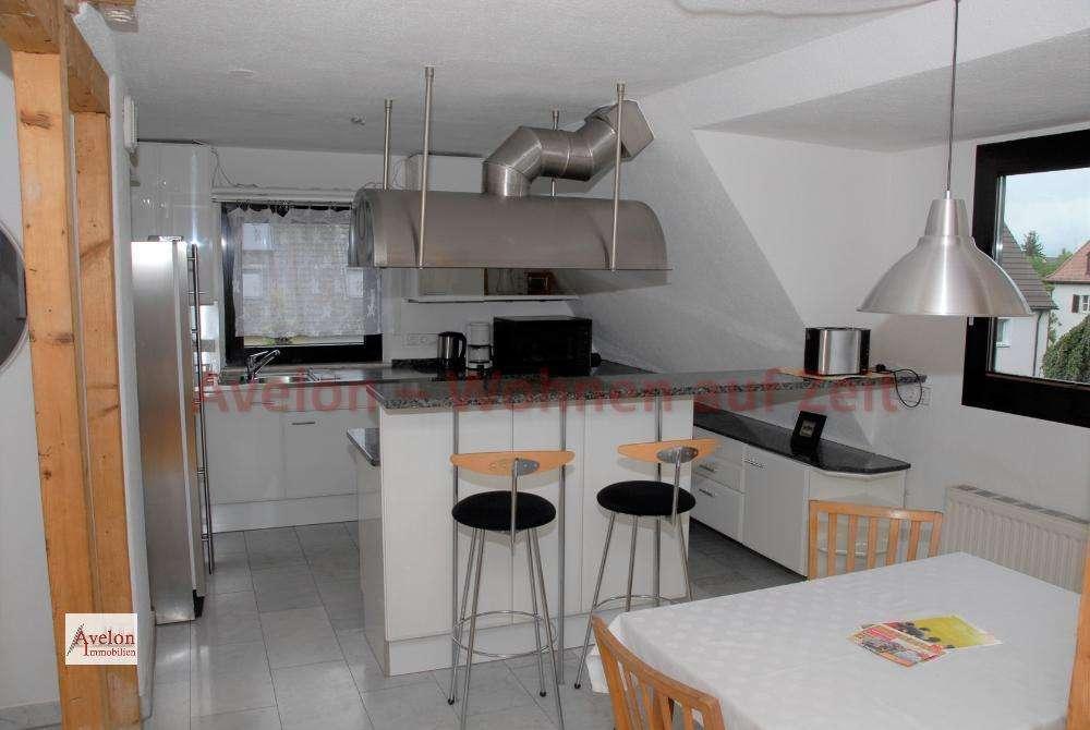 Modernes, möbliertes Appartment