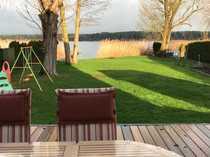 Traumhaftes Wassergrundstück am Schweriner See