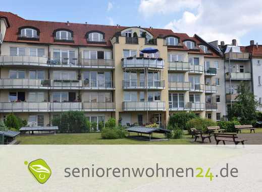 2-R-Dachgeschosswohnung mit Balkon und Aufzug