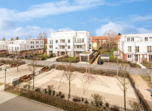 Reihenmittelhaus mit Garten und zwei Terrassen in beliebter Wohnanlage im Südwesten Berlins