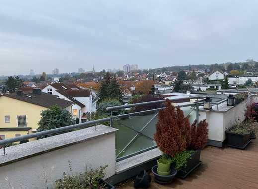 Einzigartige Penthouse-Wohnung in Frankfurt Seckbach