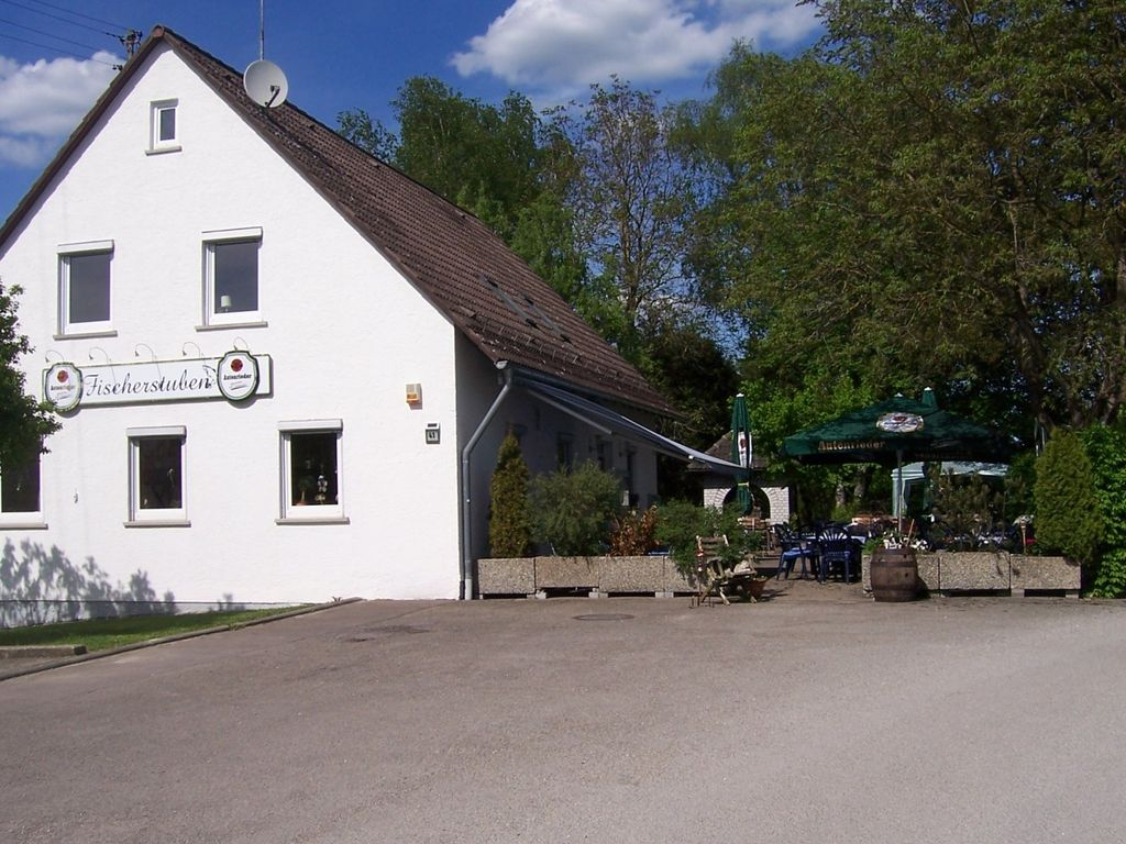 Fischerheim Zufahrt