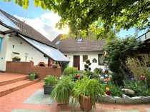 Einfamilienhaus und Bungalow auf schönen