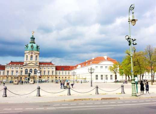 Sofortbezug möglich! Interessante Citylage nahe Schloß! Modernisiert!