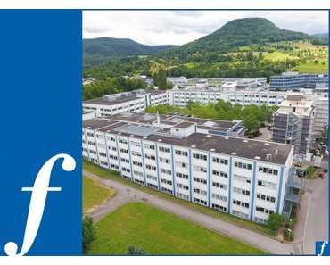 Büroeinheit * bei Bedarf umsatzsteuerfrei * Aufzug * modernisiert in Eningen unter Achalm