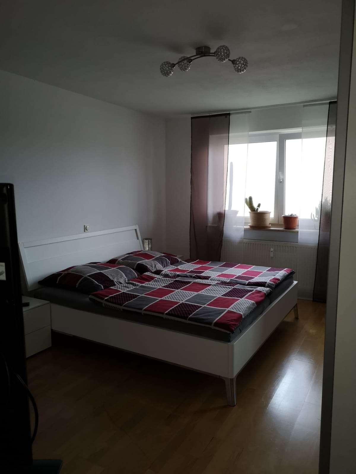 Gepflegte 3-Zimmer-Wohnung mit Balkon in Vohburg in Vohburg an der Donau
