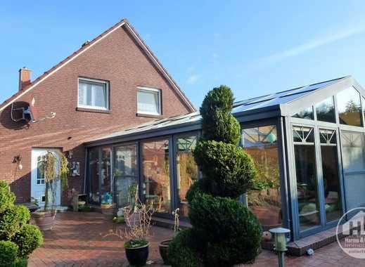 Charmantes Einfamilienhaus mit großzügigem Wintergarten in Südbrookmerland