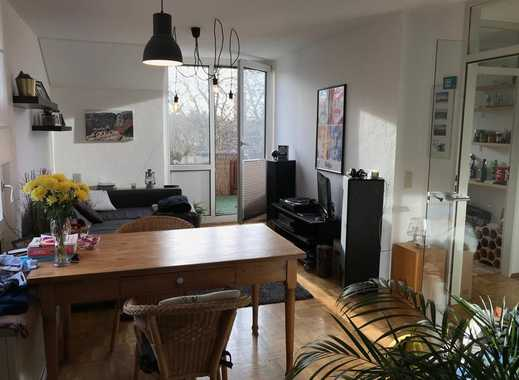 Gemütliche 1,5 Zimmer Dachgeschoss-Wohnung in Lindenthal/Sülz sucht Nachmieter zum 15.03.2019
