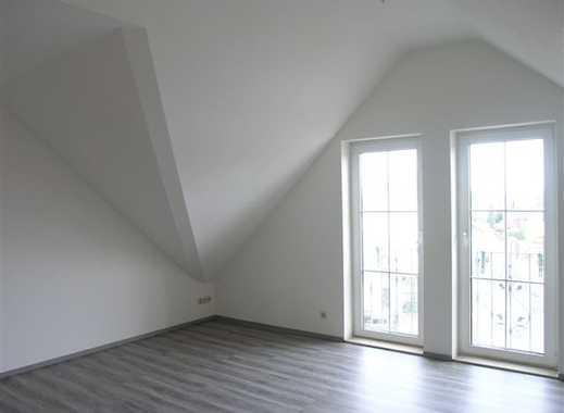 Wölfersheim - Erstbezug nach Renovierung: schicke 2-Zi-DG-Wohnung mit EBK