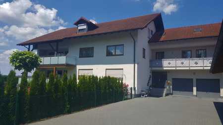 Großzügige 4-Zimmer Wohnung mit schöner Aussicht in Essenbach