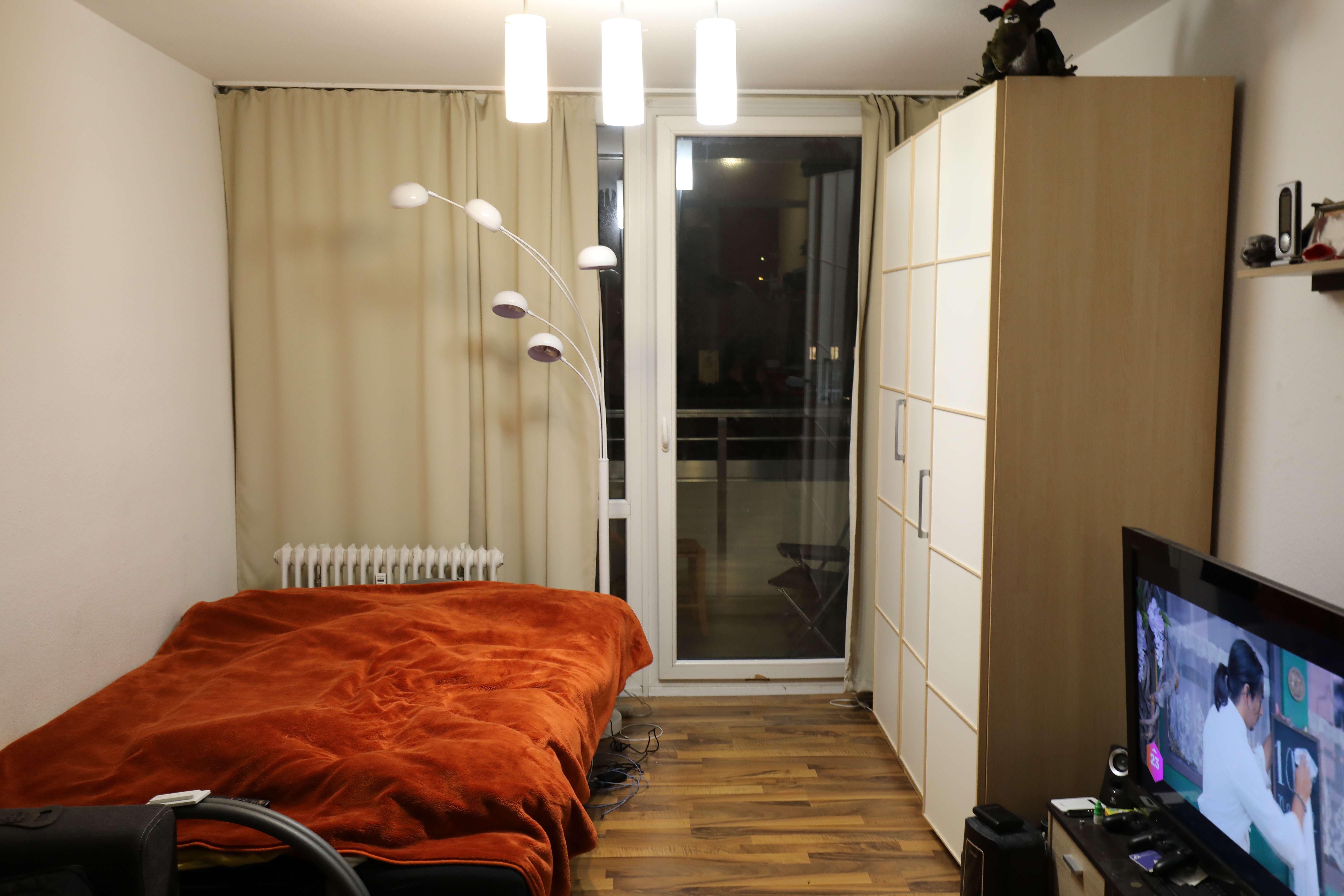 13.11 Open House, Studio mit großem Balkon! in Haidhausen (München)