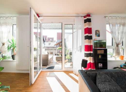 Neuwertige 3-Zimmer-Wohnung mit Balkon in Reichenberg, Unterfranken