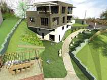 Exklusives Grundstück und Haus-Projekt mit