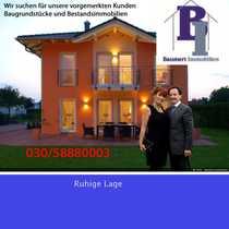 Neu Baugrundstück in Mahlsdorf-Nord