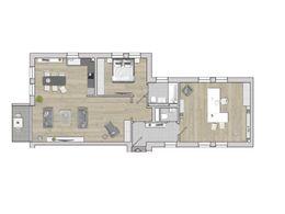 Wohnungsgrundriss 10