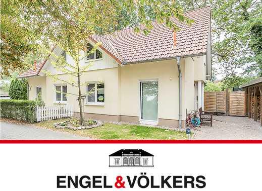 Gepflegte Doppelhaushälfte in Stahnsdorf - vermietet