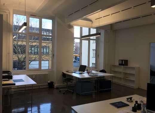 Officespace - großzügige Büroeinheit in kreativem Gewerbehof - nahe Moritzplatz
