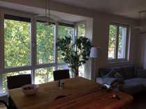 Stilvolle 2-Zimmer-Wohnung mit Einbauküche in