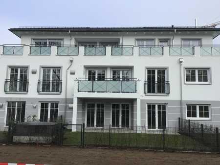 herrliche Dachterassenwohnung   3 Zimmer  mit Einbauküche -  Neubau in Fürstenfeldbruck (Fürstenfeldbruck)