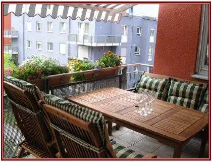 Schöne, helle 4-Zimmer-Wohnung mit Balkon, Loggia und EBK in Schwabing-Nord in Schwabing (München)