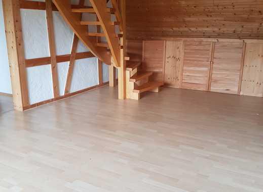Vollständig renovierte 3-Zimmer-Maisonette-Wohnung mit EBK in Münsingen-Auingen