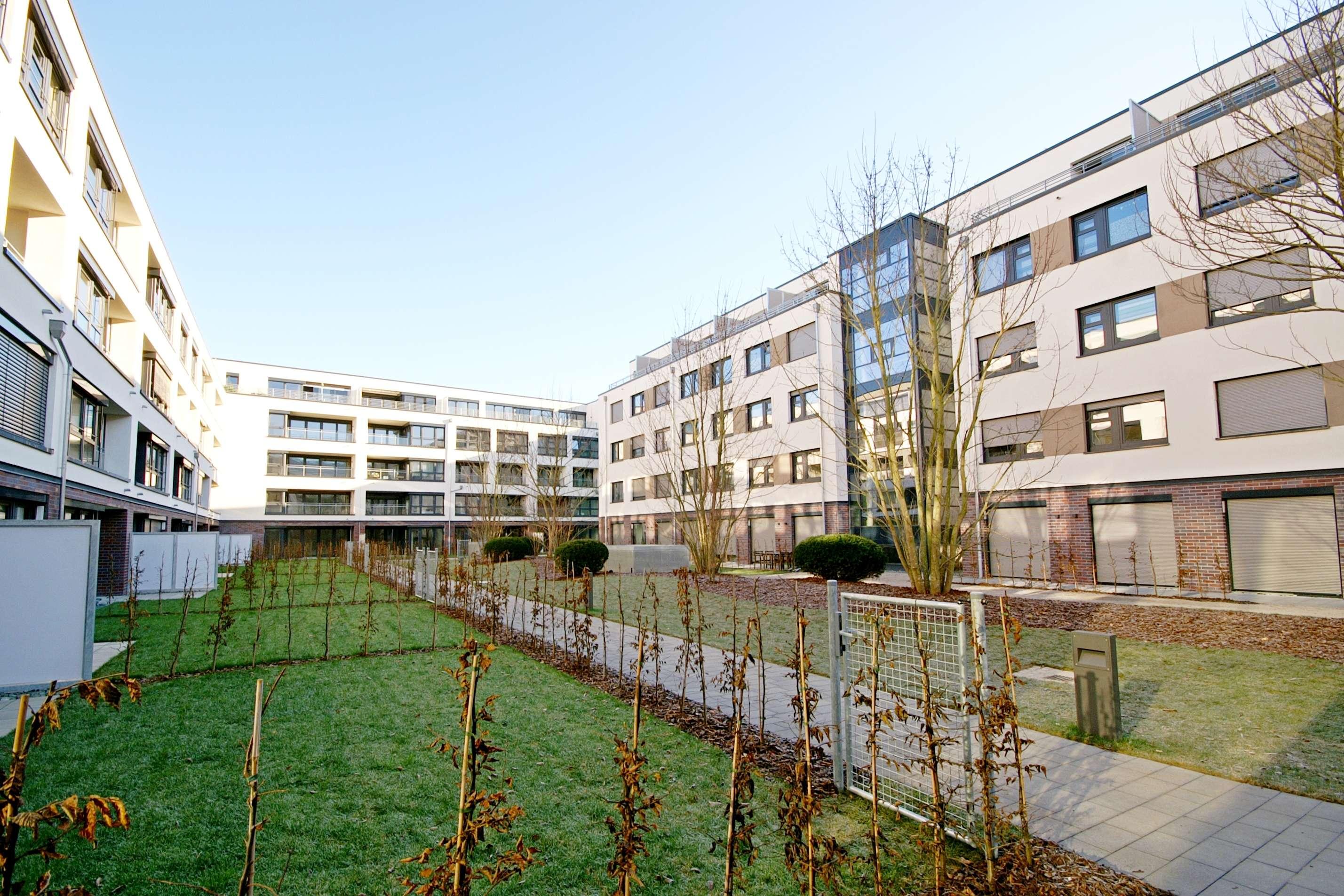 Stilvolle, neuwertige 1-Zimmer-Wohnung mit Balkon und EBK in Erlangen in Erlangen - Zentrum (Erlangen)