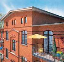 Bild 2-Zimmer-WE mit großem Balkon in SW-Ausrichtung und PKW-Stellplatz! Kurzfristiger Einzug möglich!