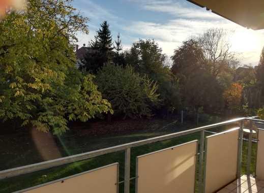 Sonnige 2-Zimmer-Wohnung mit Süd-Balkon in sehr Ruhiger Lage
