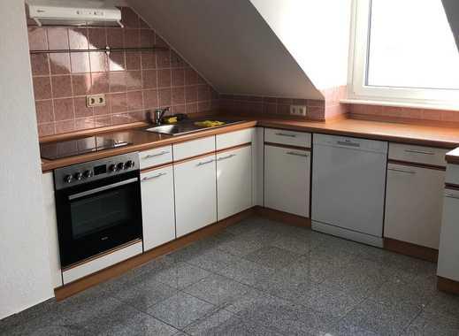 DG-Wohnung inkl. Küche