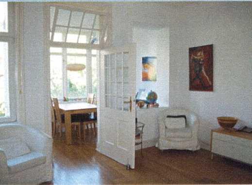 Möblierte Wohnung mit Charakter in Stuttgart-West (provisionfrei)