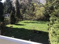 Erdgeschosswohnung mit eigenem Garten
