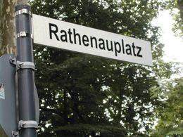 Direkt am Rathenauplatz