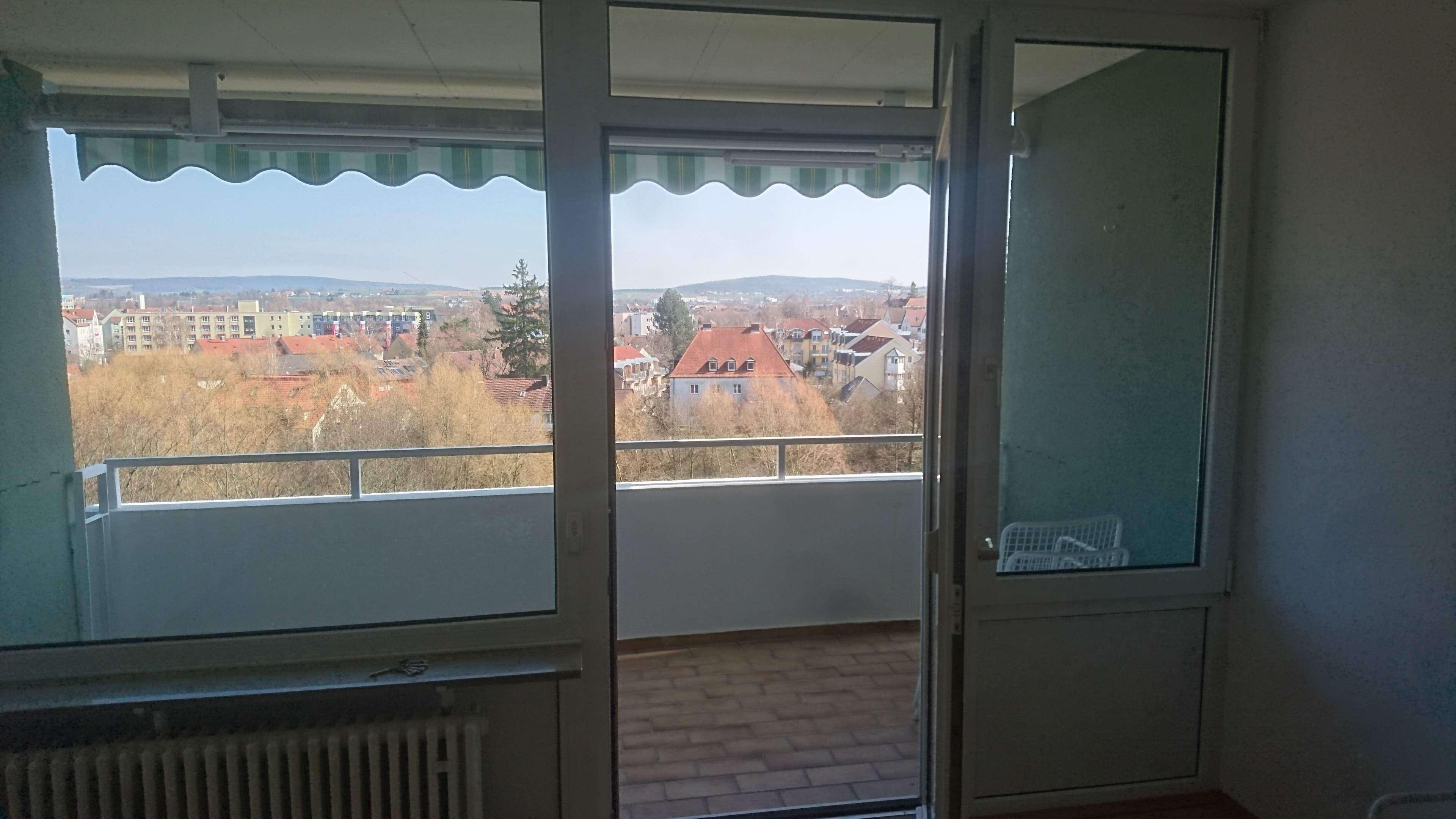 geräumige 4,5-Zimmer-Wohnung mit Balkon in Bayreuth