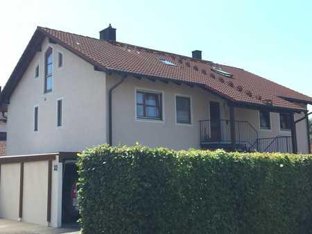 3 Zimmer-Maisonette-Wohnung mit herrlichem Ausblick in Manching