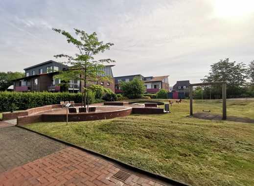 Wunderschöne Wohnung mit kleinem Garten