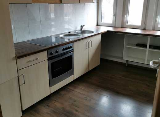 3-Zimmer-Maisonette-DG-Wohnung mit Balkon und Einbauküche