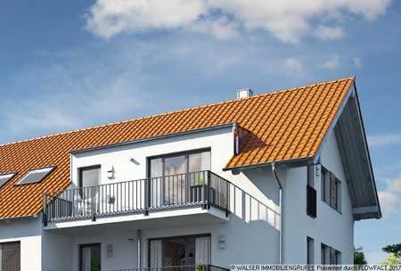 Baierbrunn: 3-Zimmer-Wohntraum Erstbezug mit großzügigem Südbalkon in Baierbrunn